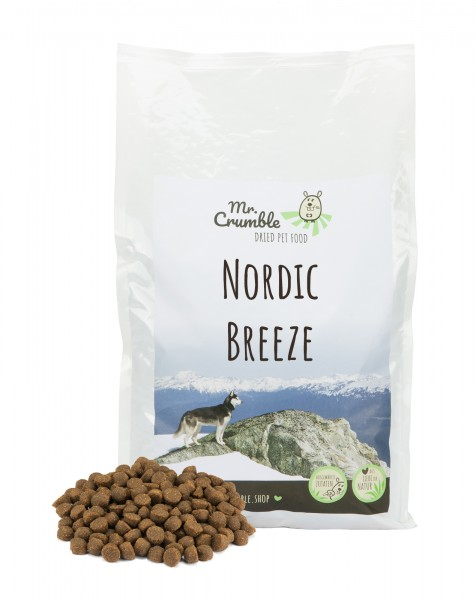 Mr-Crumble-Hundefutter-Trockenfutter-Nordic-Breeze-Sack-mit-Futter