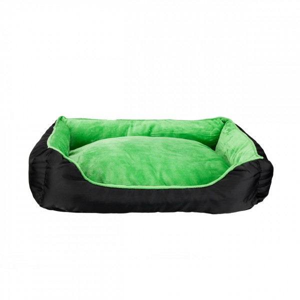Hundebett Nappy Green