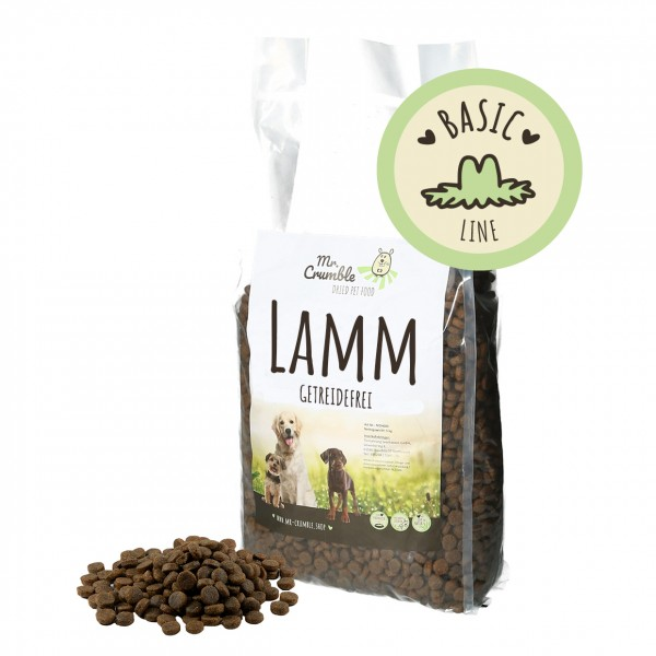 Lamm (getreidefrei)