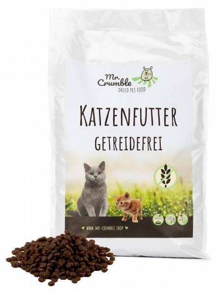 Katzenfutter (getreidefrei) - Probe