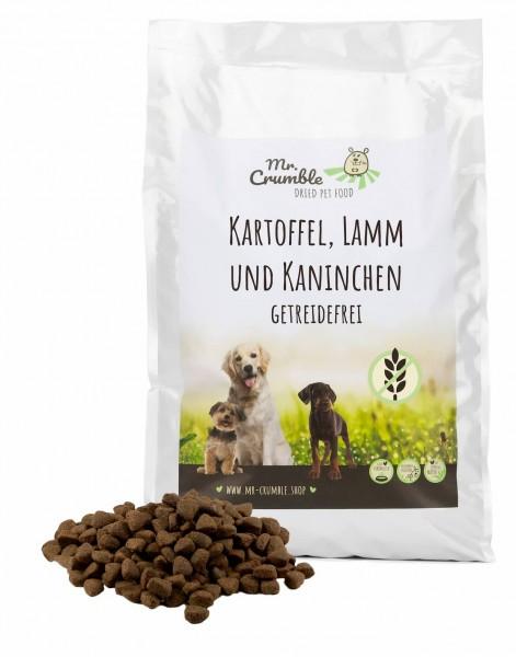 Lamm und Kaninchen (getreidefrei) - Probe