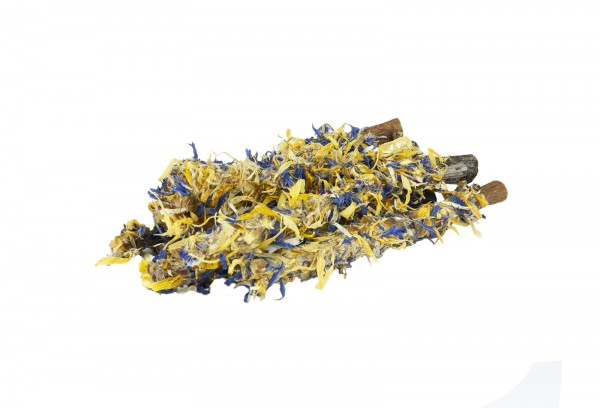 Blüten-Knabberästchen