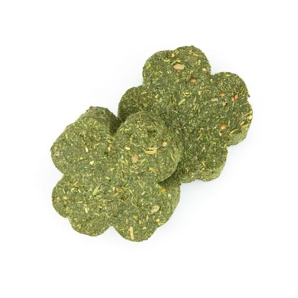 Mr-Crumble-MCN099-Knabber-Glueckskleeblatt-aus-Petersilie